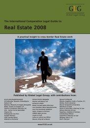 Real Estate 2008 - Logos.is