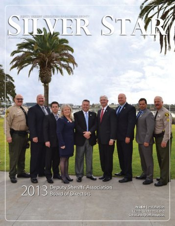 Current Issue - Deputy Sheriffs' Association of San Diego County