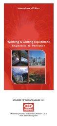 Welding & Cutting Equipment - Ador Welding Ltd