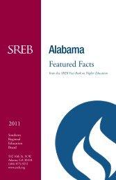 Alabama - Southern Regional Education Board