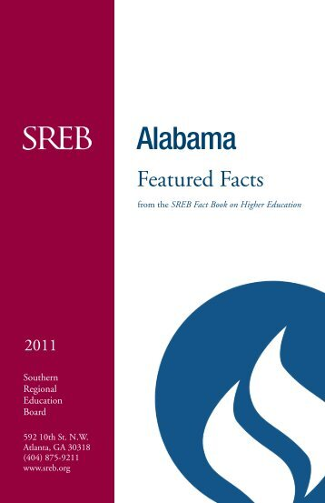 Alabama - Southern Regional Education Board