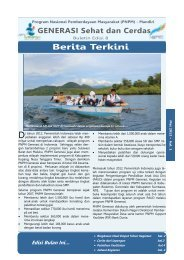 Indonesia 8th Edition Generasi Newsletter - psflibrary.org