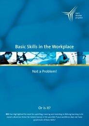 Basic Skills A4 - Irish Hotels Federation