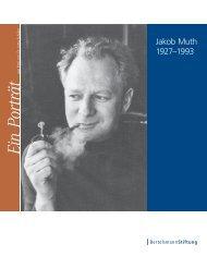 Ein Porträt - Jakob Muth-Preis für inklusive Schule