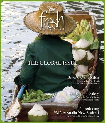 THE GLOBAL ISSUE - FreshFruitPortal.com