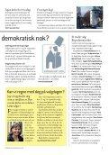Nr 3. - august 2009 - Den norske kirke i Drammen - Page 5