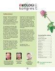 mØdebloK c onsdag 16:15-18:00 - Økologi-Kongres - Page 3
