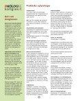 mØdebloK c onsdag 16:15-18:00 - Økologi-Kongres - Page 4