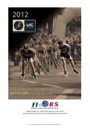 WORLD INLINE CUP – Official Roller Marathon Series of FIRS ...