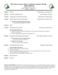 October 2012 Agenda - SRS CAB - Savannah River Site
