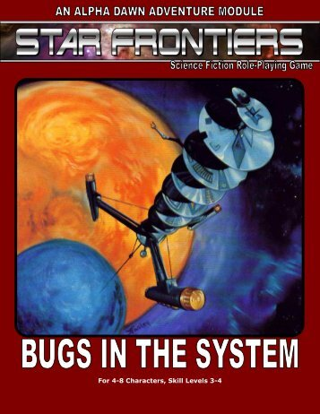 SF5 - Bugs in the System - Star Frontiersman