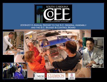 2009-2010 Program Annual Report - Endowedchairs.org