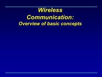 Wired Vs. Wireless Communication