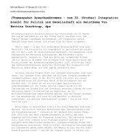 (Themenpaket Anwerbeabkommen - zum 30 ... - Klaus J. Bade