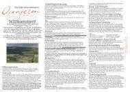 Wichtige Information zum Aufenthalt - Camping Oranjezon