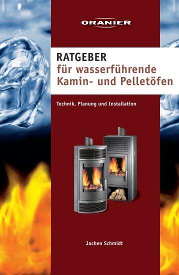 RATGEBER für wasserführende Kamin - ORANIER Heiztechnik
