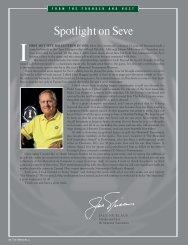 Spotlight on Seve  - the Memorial Tournament