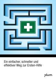 Plum Erste Hilfe - Hoffmann Arbeitsschutz Rotenburg