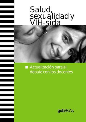 Salud, sexualidad y VIH-sida - Buenos Aires Ciudad