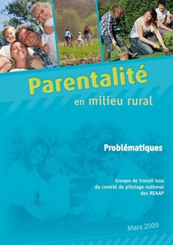 Parentalité en milieu rural - Unaf