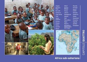 Africa SubSahara - Cooperazione Italiana allo Sviluppo