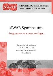SWAB Symposium