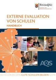 ExtErnE Evaluation von SchulEn - AQS - in Rheinland-Pfalz
