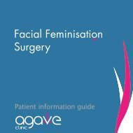 Facial Feminisation Surgery - Transsexual Road Map