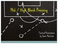 Mid-High Block Pressure
