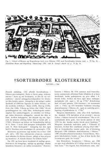 †SORTEBRØDRE KLOSTERKIRKE