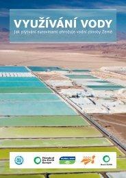Využívání vody: Jak plýtvání surovinami ohrožuje ... - Hnutí DUHA