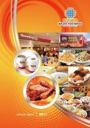 annual report 2011 - Berjaya Corporation Berhad