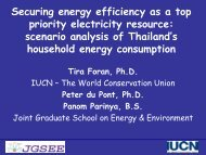 Security Energy Efficiency as a Top Priority Electricity Resource ...