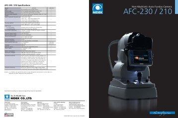 AFC-230 / 210 - VON HOFF