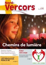 Chemins de lumière K.F.L. - Fotolia - La Croix de Valchevrière