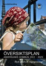 Översiktsplan Askersunds kommun 2012-2025, samrådshandling