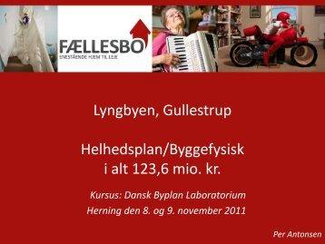 Bus til Lyngbyen