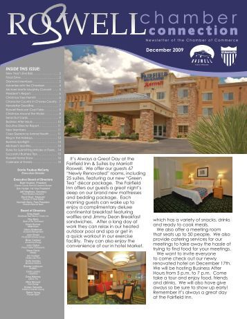 chamber - Roswell, New Mexico, Chamber of Commerce
