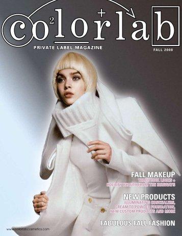 Fall / Winter 2008 - Colorlab Private Label