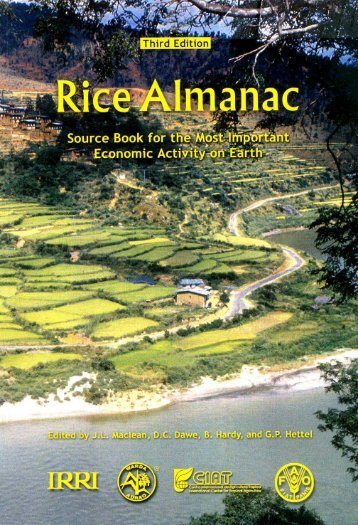 sourcebook for the most important economic activity on ... - IRRI books
