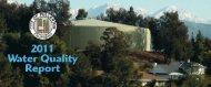 Fullerton CA Water Report