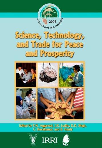 Rice - IRRI books - International Rice Research Institute