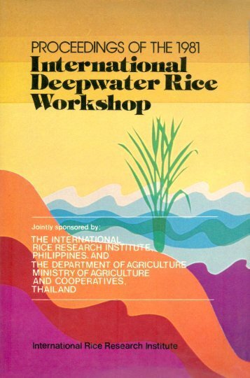 the deepwater rice varietal improvement program in ... - IRRI books