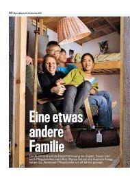 Migros Magazin Nr. 51 / 20 DEZEMBER 2010 - Pflegekinder-Aktion ...