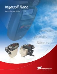 Product Literature - Ingersoll Rand