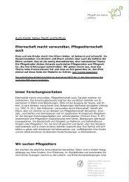 PDF herunterladen - Pflegekinder-Aktion Schweiz