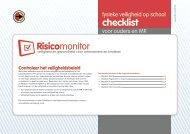 checklist - Risico-monitor.nl
