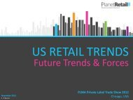 Future Trends & Forces - PLMA