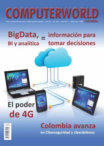 especial big data - Computerworld Colombia