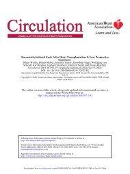 Circulation 107_93_97 2003 - Prof. Dr. med. Dr. hc Dietrich Seidel